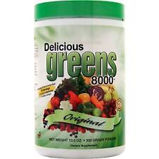 Greens World Delicious Greens 8000 Original 300 grams