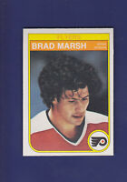 Brad Marsh 1982-83 O-PEE-CHEE OPC Hockey #254 (MINT) Philadelphia Flyers