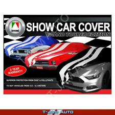 Show Car Cover GT Gran Turismo Edition FORD MUSTANG GT FASTBACK Red Indoor