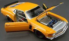 1970 Mustang ORANGE 18018150 1:18 Special Edition 1/198