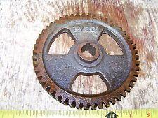 Old Fuller Johnson Western Electric Light Plant Hit Miss Engine Motor Cam Gear