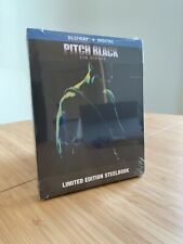 Pitch Black (Blu-ray) (BestBuy Exclusive Steelbook) (Out of Print)
