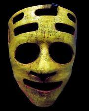 Goalie Mask of Gilles Villemure New York Rangers 8x10 Photo