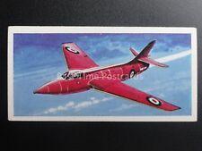 No.16 HAWKER HUNTER F.MK.3 Wings of Speed by Lyons Tea 1961