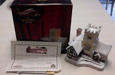 David Winter 1989 - A Christmas Carol - Original Box With Coa