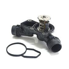 Engine Coolant Thermostat+Housing+Gasket 11537509227 For BMW E39 E46 E53 E83 Z3
