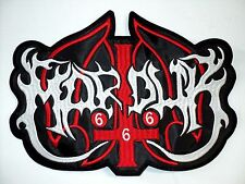 MARDUK LOGO    EMBROIDERED BACK PATCH