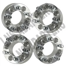 "4 pcs 2"" 5x127 Wheel Spacers fits Jeep Grand Cherokee WK2 Offroad 14x1.5 studs"