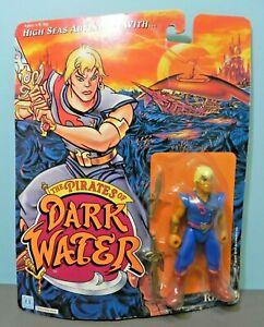 1990 Hasbro The Pirates Of Dark Water Ren 1 MOC Action Figure Hanna Barbera