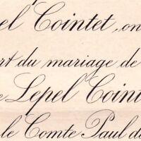 Madeleine Lepel Cointet 1884 Paul De Bonvouloir