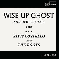 ELVIS COSTELLO AND THE ROOTS WISE UP GHOST AND OTHER SONGS CD NUOVO SIGILLATO!!