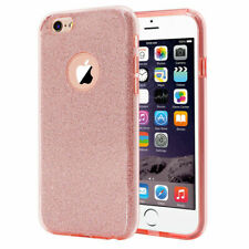 New Bling Glitter Sparkly Soft Gel Phone Cover Case For Apple iPhone 6S/7/8/X XR