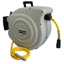 Lubemate 12mm X 20m Air & Water Hose Reel