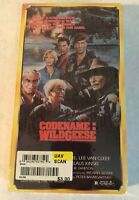 Codename: Wildgeese (VHS, 1995) Brand New Sealed Free Shipping