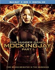 The Hunger Games: MockingJay - Part 1 (Blu-ray + DVD) New, Free ship
