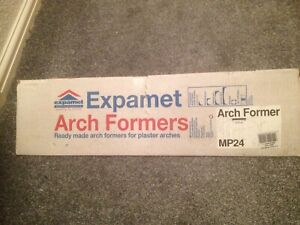 Expamet MP24 arch former/ bridging piece 600mm new and boxed