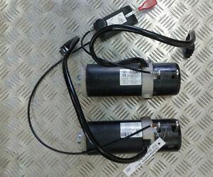 2x  Getriebemotor r+l B&B Terra Motor Elektrorollstuhl #153