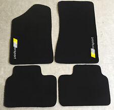 Autoteppich Fußmatten für Opel Kadett C  Coupe Motorsport 3farig Neuware 4teilig