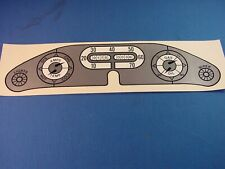 New ListingKidillac Pedal Car Dash Decal New. Pedal Car Parts
