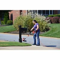 """Craftsman Electric String Trimmer 4.2 AMP 13"""" Lawn Grass Edger Yard Weed Cutter"""