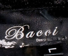 BACCI USA BlackLaceStrappyStretchParty SizeL EUC