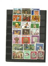 22 timbres du paraguay lot 20042018  f555