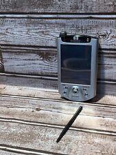 Hp iPaq h5550 Pocket Pc Silver, Windows 2003 Good Condition