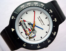 Audi Classic Quattro Motorsport Rally WRC DTM Racing Car Accessory Sport Watch