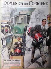 La Domenica del Corriere 17 Febbraio 1963 Guerra Mao Marx Khan Sandro Mazzola