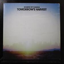 Boards Of Canada - Tomorrow's Harvest 2 LP Mint- WARPLP257 UK Vinyl Record