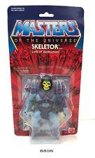 SKELETOR Masters Of The Universe COMMEMORATIVE EDITION Mattel MOTU