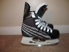 Size 1 D Bauer Challenger Hockey Skates