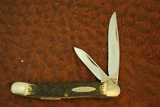 VINTAGE 1970's IMPERIAL PROV USA DIAMOND EDGE DELRIN SERPENTINE JACK KNIFE SM541