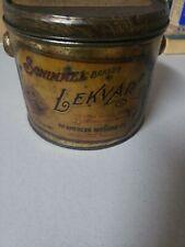Schimmel brand Lekvar Tin Can
