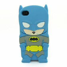 3D Cartoon Superhero Soft Silicone Rubber Case Cover For Apple Iphone 5