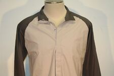 Adidas David Beckham Collection Button Down Shirt Long Sleeve Size XS Very Rare
