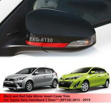 Side Mirror Cover Use For Toyota Yaris Hatchback 5 Door (XP150) 2013 - 2019