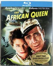 The African Queen (Blu-ray Disc) with original sleeve