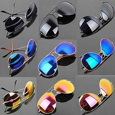 Verspiegelte Markenlose Herren-Sonnenbrillen aus Metall & Kunststoff