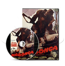 Nabonga (1944) Buster Crabbe, Julie London Action, Adventure Movie on DVD