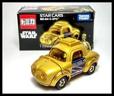TOMICA STARWARS SC-04 C-3PO TOMY STAR CARS NEW STAR WARS