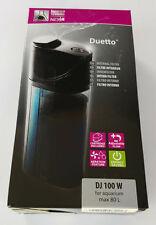 Newa duetto DJ100W filtre interne pour aquarium. max 80L