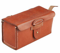 WWII Imperial Japanese Arisaka Type 38 Leather Ammo Pouch Bag Case