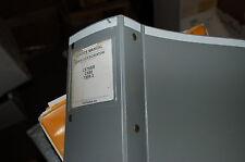 CASE CX75SR CX80 TIER 3 Trackhoe Crawler Excavator Repair Shop Service Manual