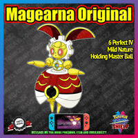 MAGEARNA Mythical Original Color | 6IV* | Pokemon Sword Shield