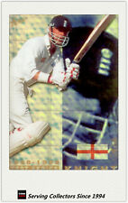 1998/99 Select Cricket Hobby Gold Parallel Trading Card No50 Nick Knight -Rare
