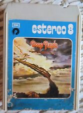 "DEEP PURPLE:""STORMBRINGER"" CARTUCHO 8 PISTAS  SPANISH 1974 ..ULTRA RARE !!!!!!!!"