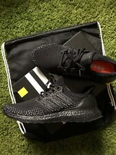 DS NWB - Adidas Ultra Boost Clima Triple Black Carbon Men's size 11