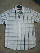 Polycotton Checked Shirts (2-16 Years) for Boys