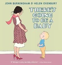 There's Going to Be a Baby - John Burningham & Helen Oxenbury (hb)